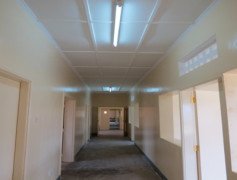 Kitgum Hospital Ceiling